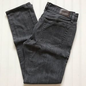 "J CREW ""The Driggs"" 5 Pocket Grey Jeans!  31 x 30"